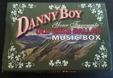 J.C. Walsh & Sons Hand Crank Music Box From Ireland Plays Danny Boy