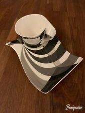 Villeroy & Boch New Wave Caffe Cappuccino Cup and Saucer Party Plate