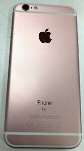 Apple iPhone 6S 16GB (Unlocked) A1688 - Rose Gold. Used but good