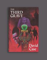 The Third Grave David Case Arkham House HC 1st Edition Book Ill. Stephen Fabian