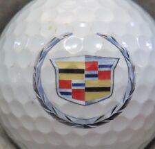 (1) Cadillac Auto Vehicle Logo Golf Ball