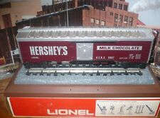 LIONEL HERSHEY;S MILK CHOCOLATE BILLBOARD REEFER 6-9867