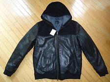 +++NW $1095 VINCE. 100% Lamb Leather Jacket sz L+++