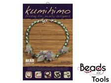 Kumihimo Braiding for Jewelry Designers - Learn how to Kumihimo, it's addictive!