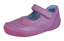 Sandales à attache auto-agrippant en cuir pour fille de 2 à 16 ans