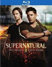 Supernatural Complete Eighth Season 0883929278220 Blu-ray Region a