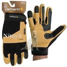 """Carhartt C-Grip Tri-Grip Work Gloves Unisex XL: 10 - 10½""""  (P11)"""