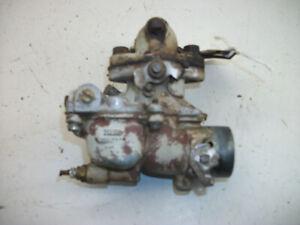 1971-2 Bolens Husky 1054 Garden Tractor Part :10 Hp Wisconsin Engine Carburetor