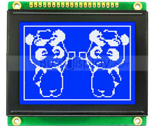 """2.6""""Blue 12864 128x64 SPI Graphic LCD Display Module,Built-in Character ROM"""