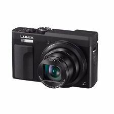 Panasonic Lumix DC-ZS70 Digital Camera 4K (Black) *OPEN BOX - DEMO*