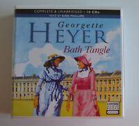 Bath Tangle: by Georgette Heyer - Unabridged Audiobook 10CD