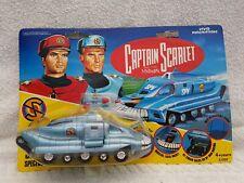 Vivid Imaginations Captain Scarlet SPV Spectrum Pursuit Vehicle Sealed On Card
