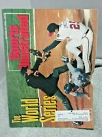 Sports Illustrated October 26 1992 John Smoltz Braves World Series