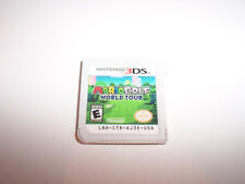 Mario Golf: World Tour (Nintendo 3DS) XL 2DS Game