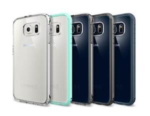 Spigen Ultra Hybrid Case with Air Cushion Technology for Samsung Galaxy S6