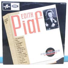 33T Edith PIAF Vinyle LP MES PREMIERES CHANSONS - PARIS - COLUMBIA 264 Languette