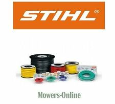 STIHL Strimmer Brushcutter Wire 2.4mm x 261m Orange Square Nylon Line Cord