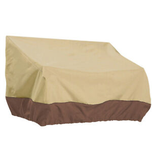 Bench Cover Oxford Patio Sofa Dust Protector Garden Couch outdoor Cover
