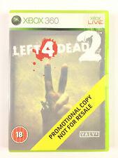 Left 4 dead 2 Xbox 360 Jeu Promo