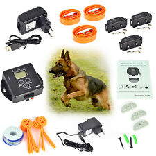 In-Underground 1/2/3 Pet Dog Electronic Wireless Remote Fence Containment System