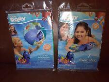 Finding Dory Swim Ring and Beach Ball Set