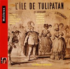 Jacques OFFENBACH / L'Ile de Tulipatan / (1 CD) / NEUF