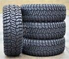 4 Tires Patriot R/T 35X12.50R20 Load F 12 Ply RT Rugged Terrain