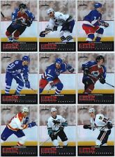 1996-97 LEAF LIMITED BASH THE BOARD INSERT CARDS -  U PICK SINGLES - FINISH SET