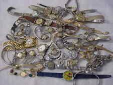 Lot of 50 Vintage GOLD FD antique Art Deco Lady HAMILTON GRUEN BULOVA watch s +