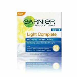 Garnier Peau Naturals Lumière Complet Nuit Crème , 40g