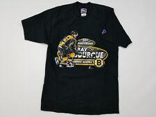 Boston Bruins T Shirt Men's Medium M Vintage 90s Ray Bourque Pro Player Brand