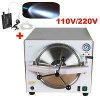 Professional Dental Medical Autoclave Steam Sterilizer Equipment 121℃/ 0.12Mpa