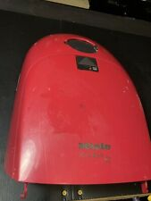 Miele Red Star S312i Canister Vacuum Front Cover Only - No Tools, hose, etc.
