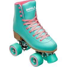 Impala Quad Roller Skates Aqua Vegan Size 11 Free Shipping