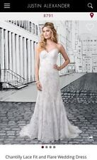 Justin Alexander Lace Wedding Dresses