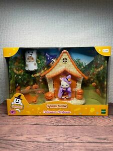 Sylvanian Families Calico Critters Halloween Baby Trick Or Treaters Set  japan