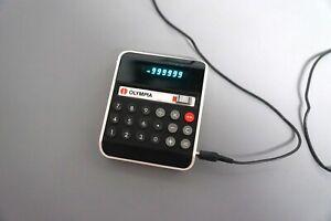 Kleiner Tischrechner Olympia CD 60 mit Netzstecker #204481