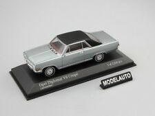 Minichamps 1:43 OPEL DIPLOMAT V8 COUPE 1965 SILVER