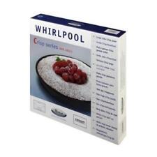 WHIRLPOOL Tortiera Crisp AVM280/1 con Diametro 28 cm