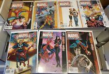 Ultimate Marvel Team-Up lot # 1,4,11,12,13,14,16 NM