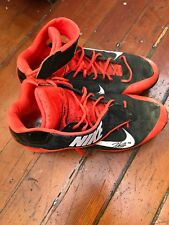 Hank Conger Cleats Game Used Signed Houston Astros Hyun Conger