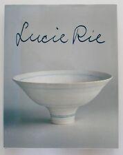 LUCIE RIE Hardback Chilton 1989