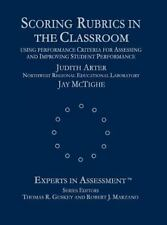 Scoring Rubrics In The Classroom: Using Performance Criteria for Asses-ExLibrary