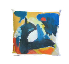 Humbert Howard Artwork Print on Pillow Cover Sham 18 X 18