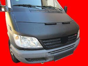 CAR HOOD BONNET BRA fit Freightliner Dodge Sprinter 2000-2006  FRONT END MASK