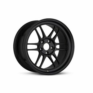 Enkei RPF1 Alloy Wheel 18x9 35mm 5x112 Matte Black