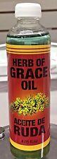 Nuevo Aceite De Ruda Herb of Grace Oil  4.05fl oz