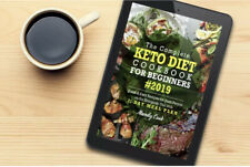 Keto Diet Complete Cookbook 21-Day For Beginners 2019 INSTANT PDF