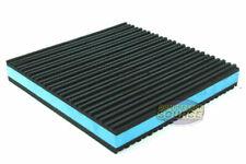 New Anti Vibration Pad Isolation Dampener Industrial Heavy Duty 6x6x78 Blue