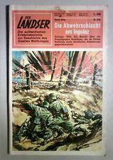 Der Landser Nr.:  616   Die Abwehrschlacht am Ingulez